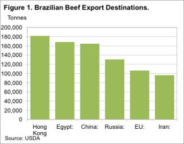 Will Brazil's issues prove a boon for Aussie beef 5